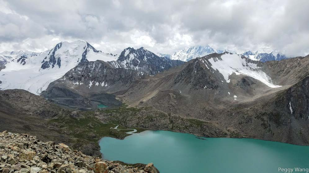 Ala Kul Trekking in Kyrgyzstan