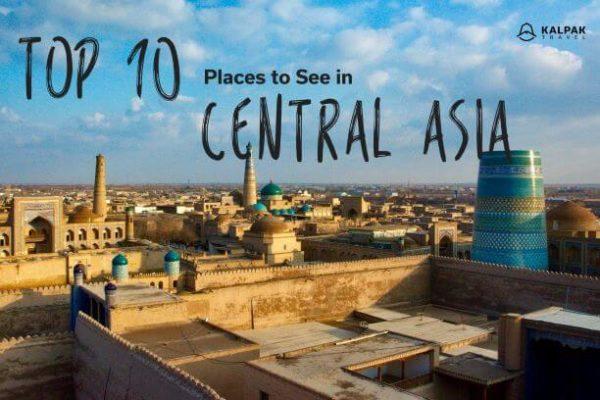 top ten - Central Asia