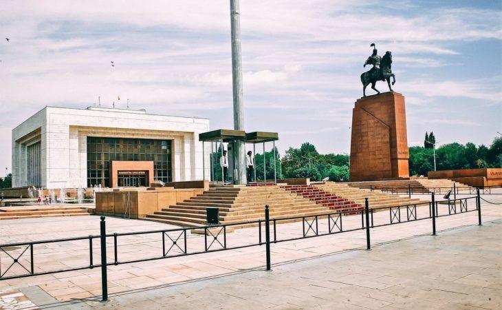 Bishkek City Tour, Kyrgyzstan