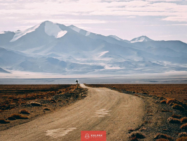 Pamir Highway, Zentralasien