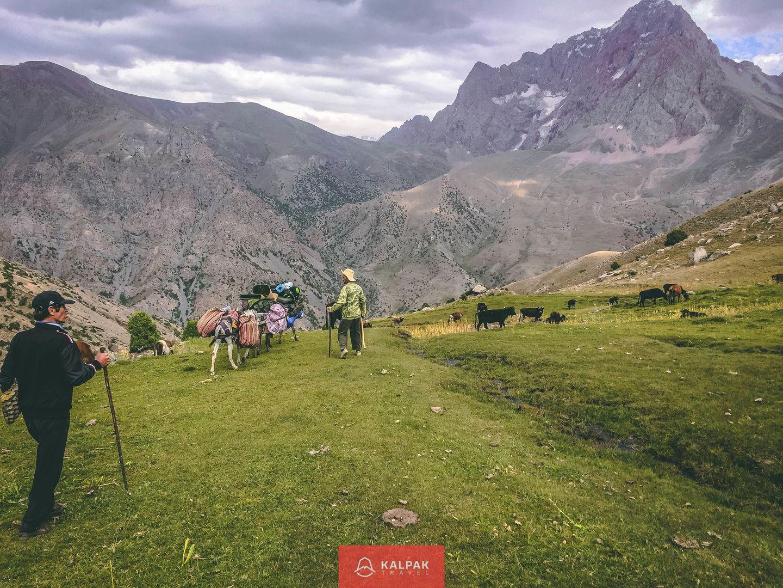 Trekking im Fann Gebirge in Tadschikistan, Sehenswürdigkeiten Zentralasien