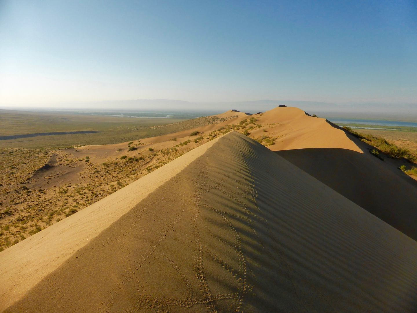 singing dune kazakhstan central asia top things to see
