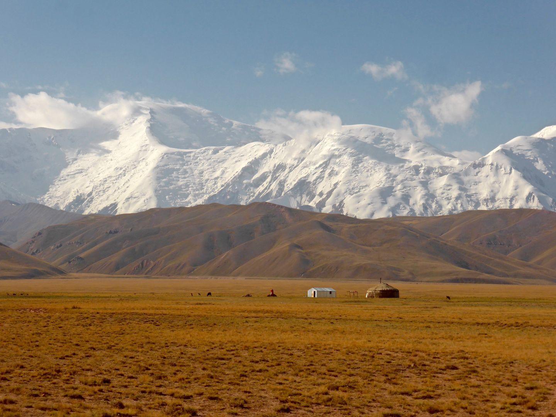 پله لنین در قرقیزستان، سفر کوهنوردی