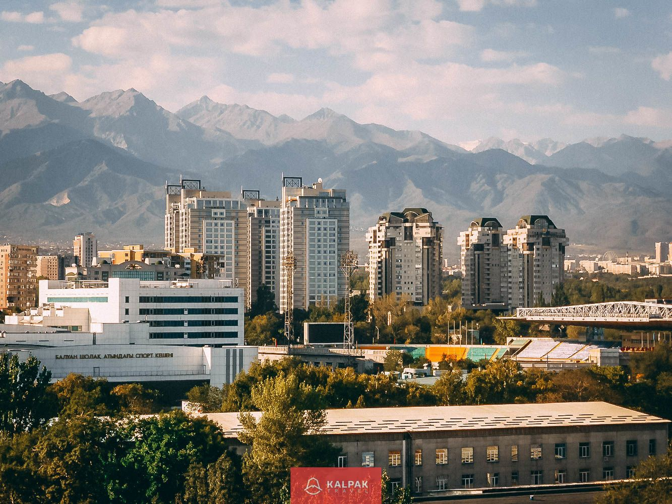 Kazakhstan travel, top places to see
