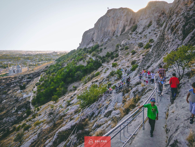 قرقیزستان، سفر، جاهای دیدنی، اوش