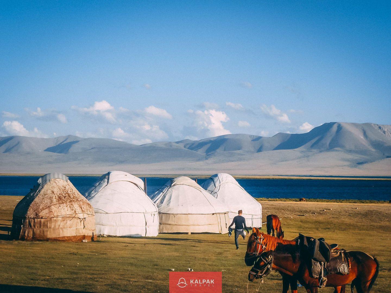 قرقیزستان، مکان های برتر برای سفر، Song Kul