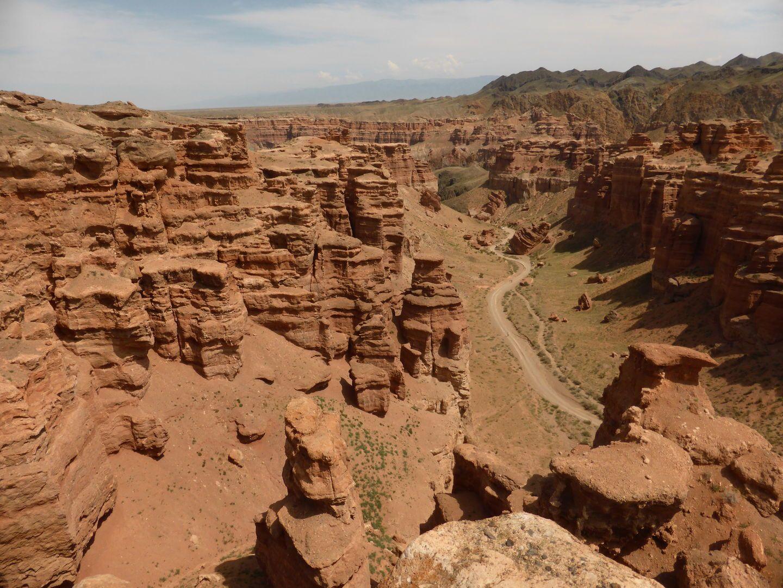 charyn canyon kazakhstan central asia