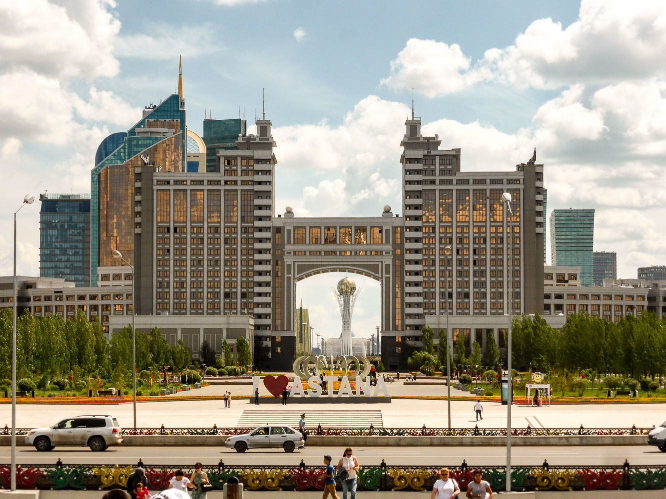 astana kazakhstan central asia top things to see