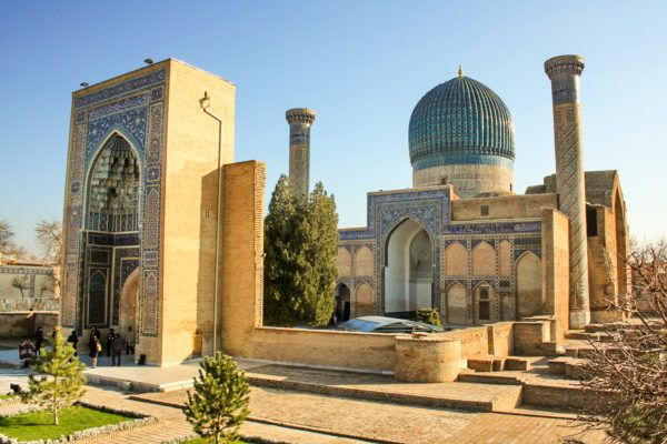 top 10 places to travel Uzbekistan