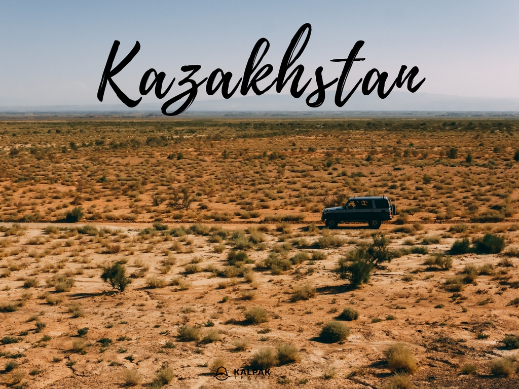 Kazakhstan - Top 5 Places to Travel