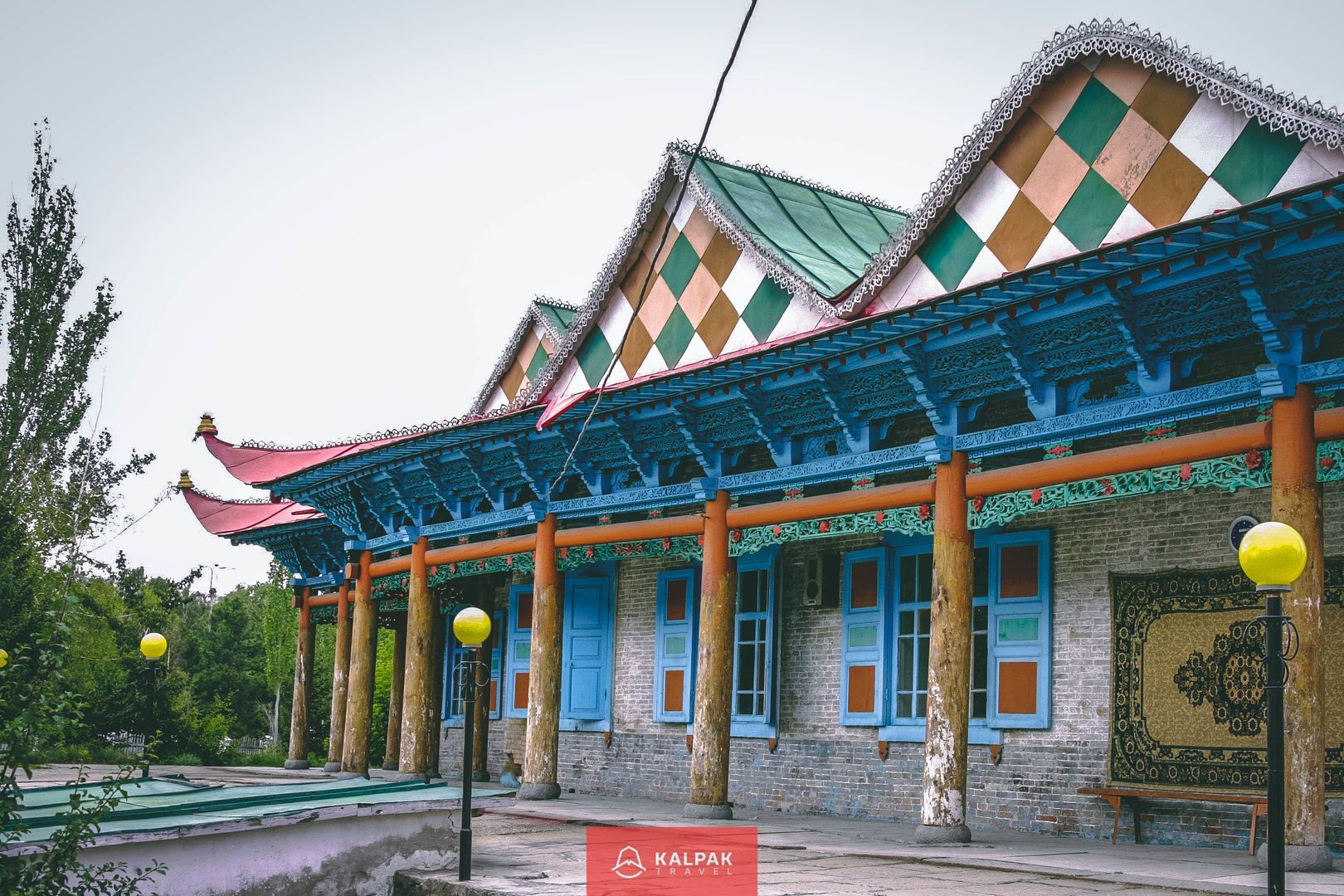 سفر قرقیزستان، کاراکول