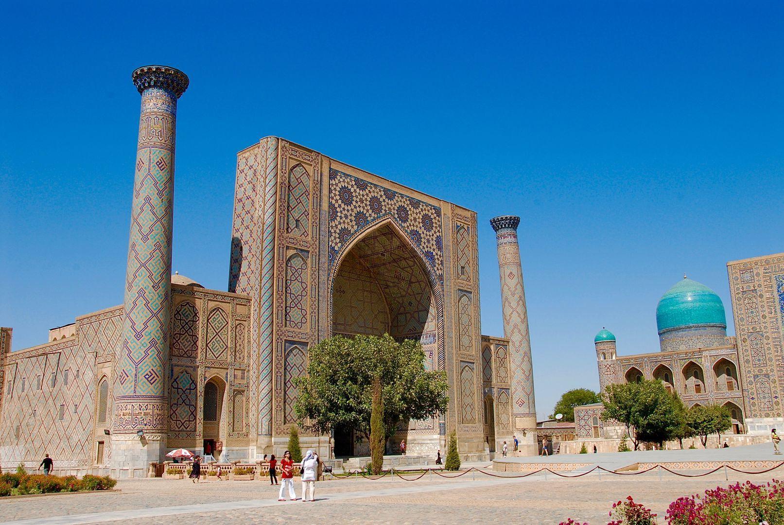 Samarkand Travel, Ulugbek Madrasah