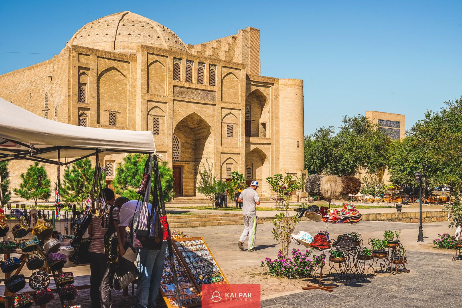 Bukhara city