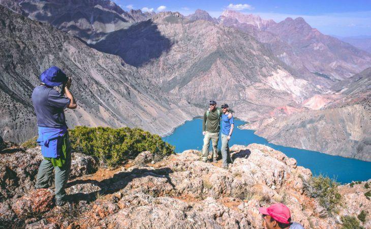 Tajikistan Trekking Tour, Iskander Kul Lake