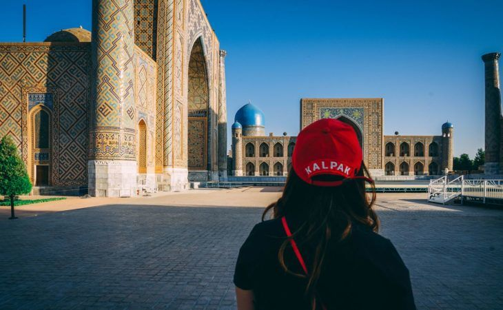 Travelling the Silk Road in Uzbekistan