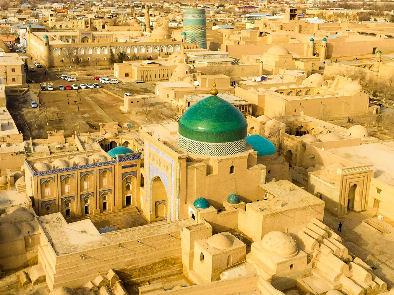 Khiva Travel guide