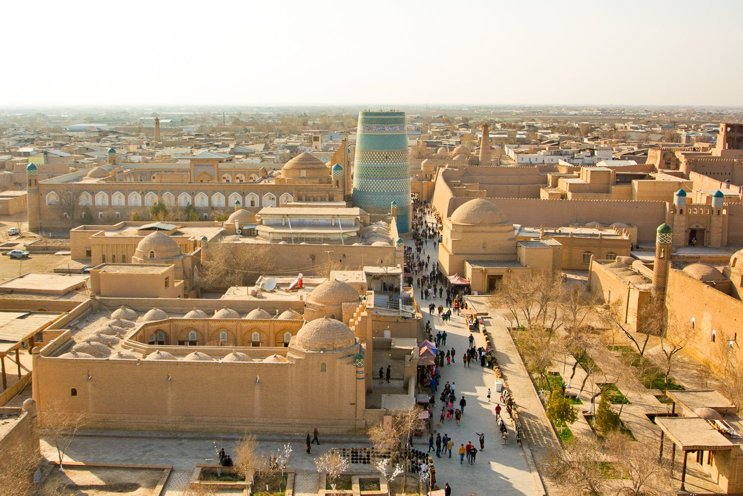 Khiva Travel