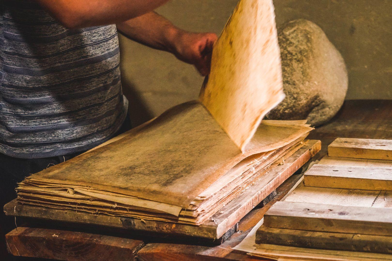 Samarkand papermaking tradition