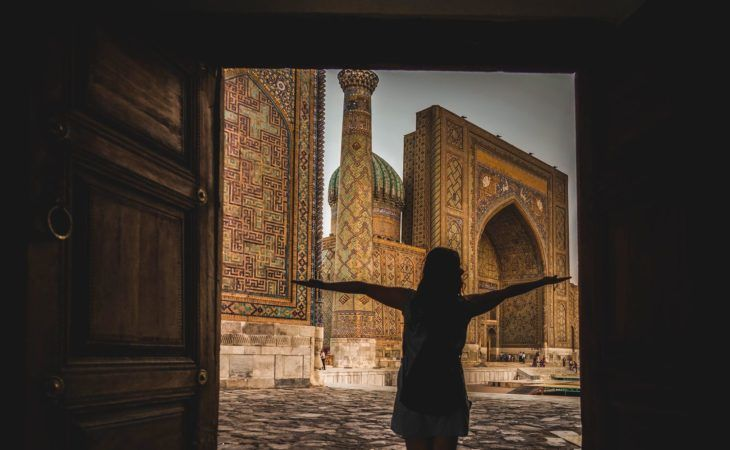 Asia. Uzbekistan