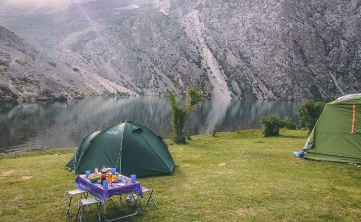 Tajikistan Trekking Tour, Seven Lakes