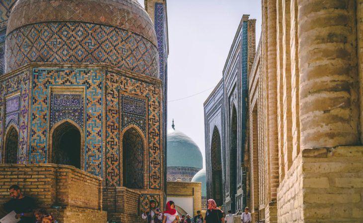 Epic Central Asia trip