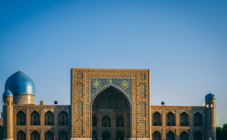 Uzbekistan Travel highlights- Registan in Samarkand