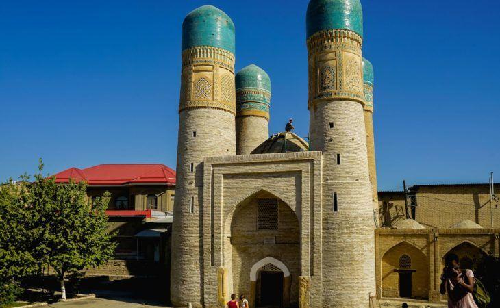 Bukhara, Uzbekistan tourist spots
