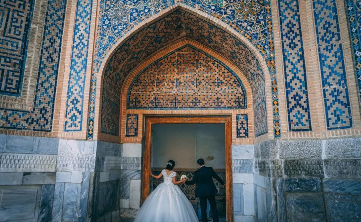 Samarkand travel