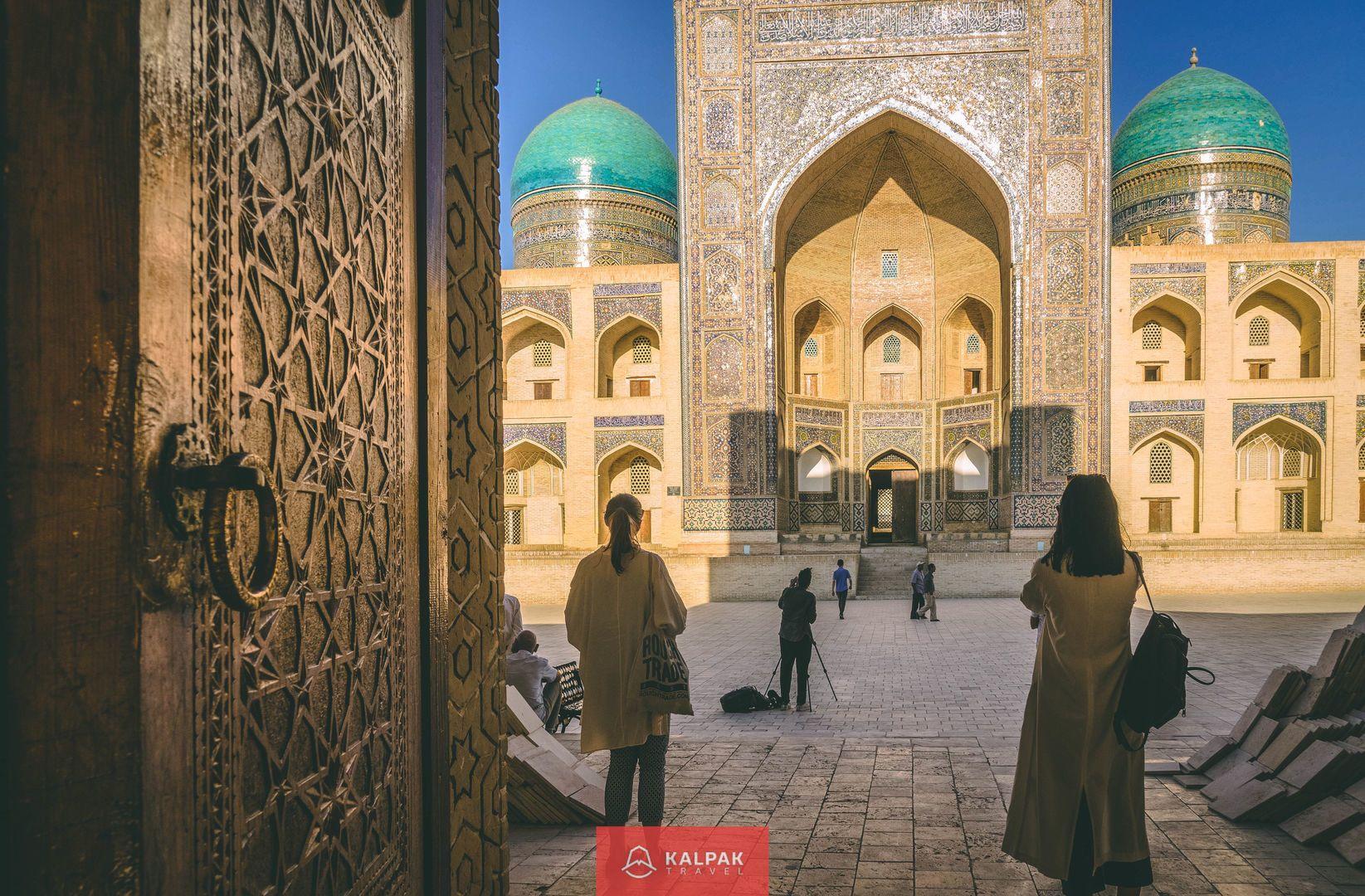 Bukhara travel