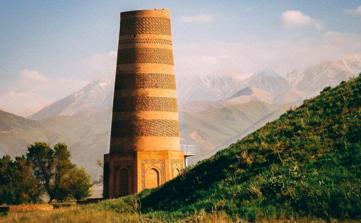 Burana Tower Kyrgyzstan