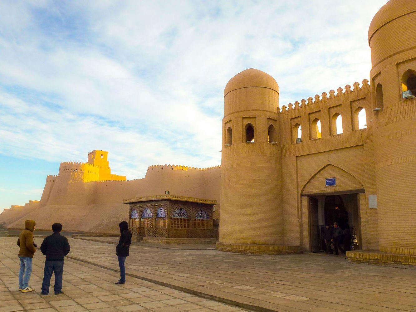 Khiva, Central Asia