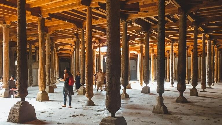 Khiva Juma mosque