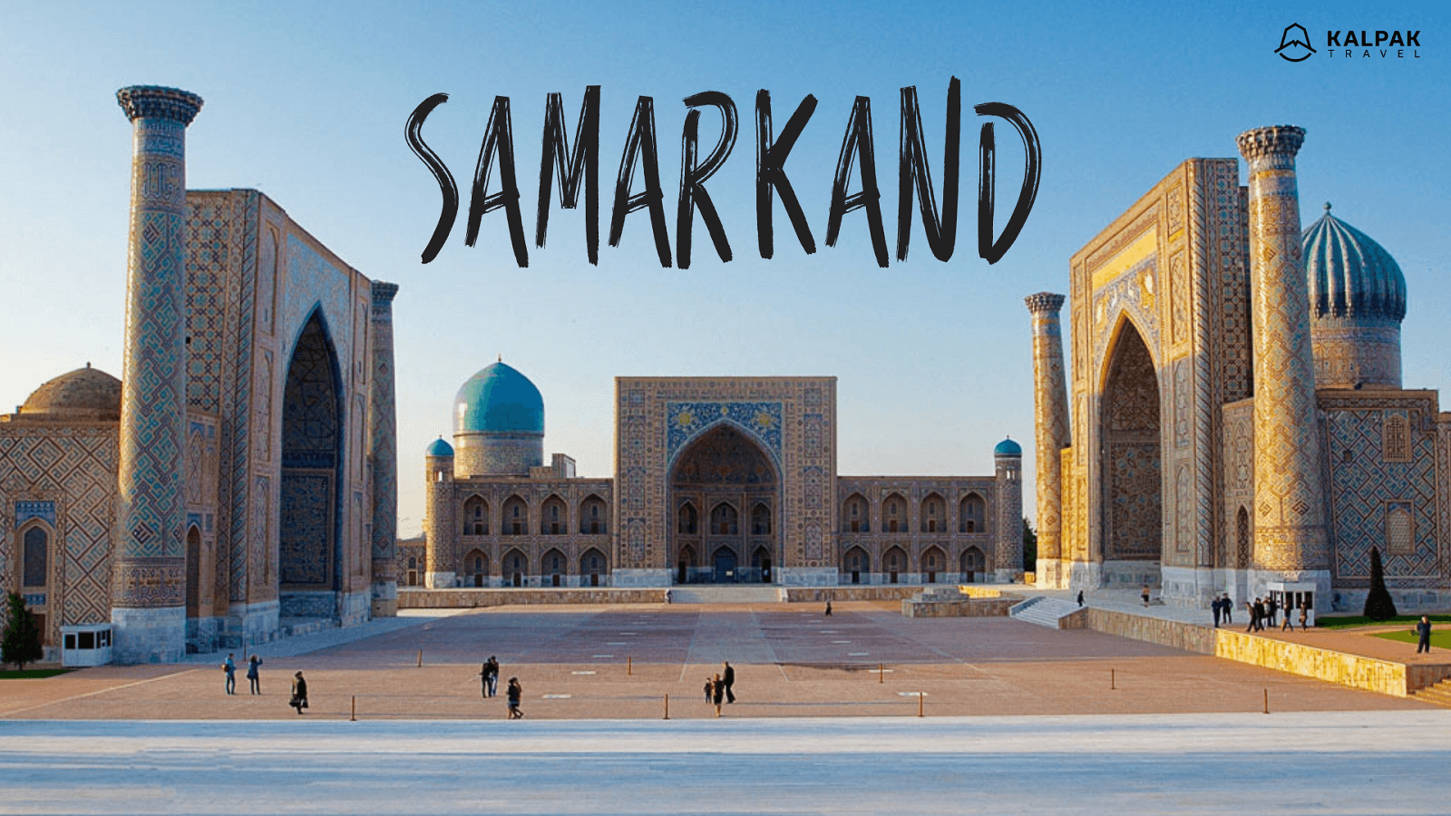 Samarkand - top places to see