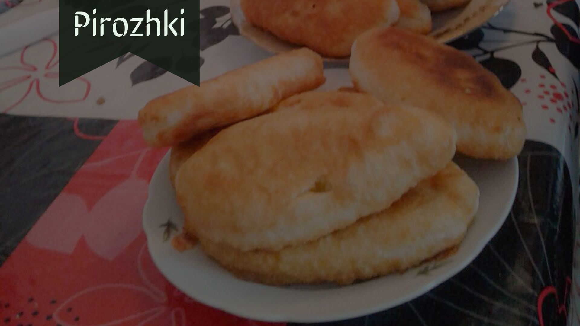 pirojki or pirozhki baked and fried apetizers