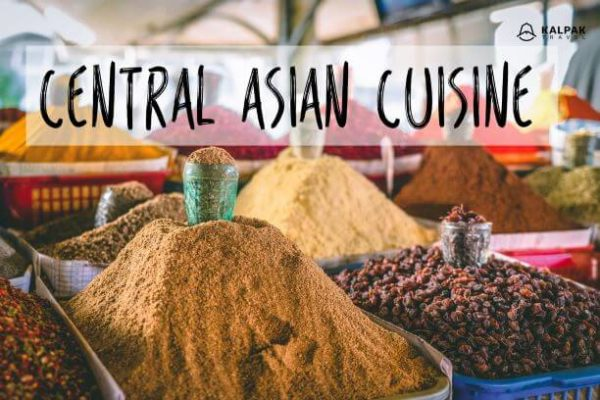 Central Asian Cuisine and Food