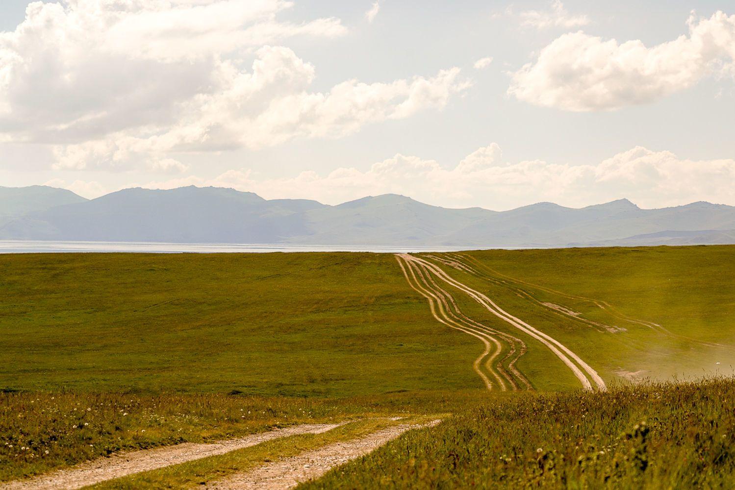 Kyrgyzstan scenery