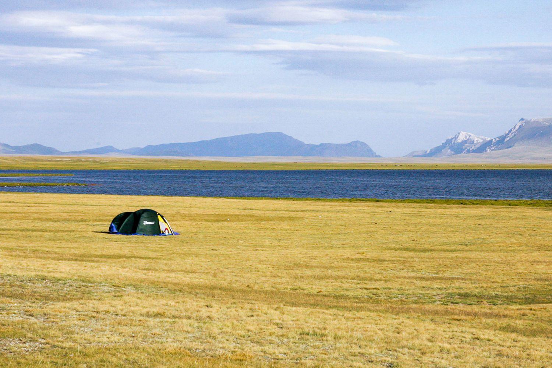 Song Kul, son kol, camping Kyrgyzstan