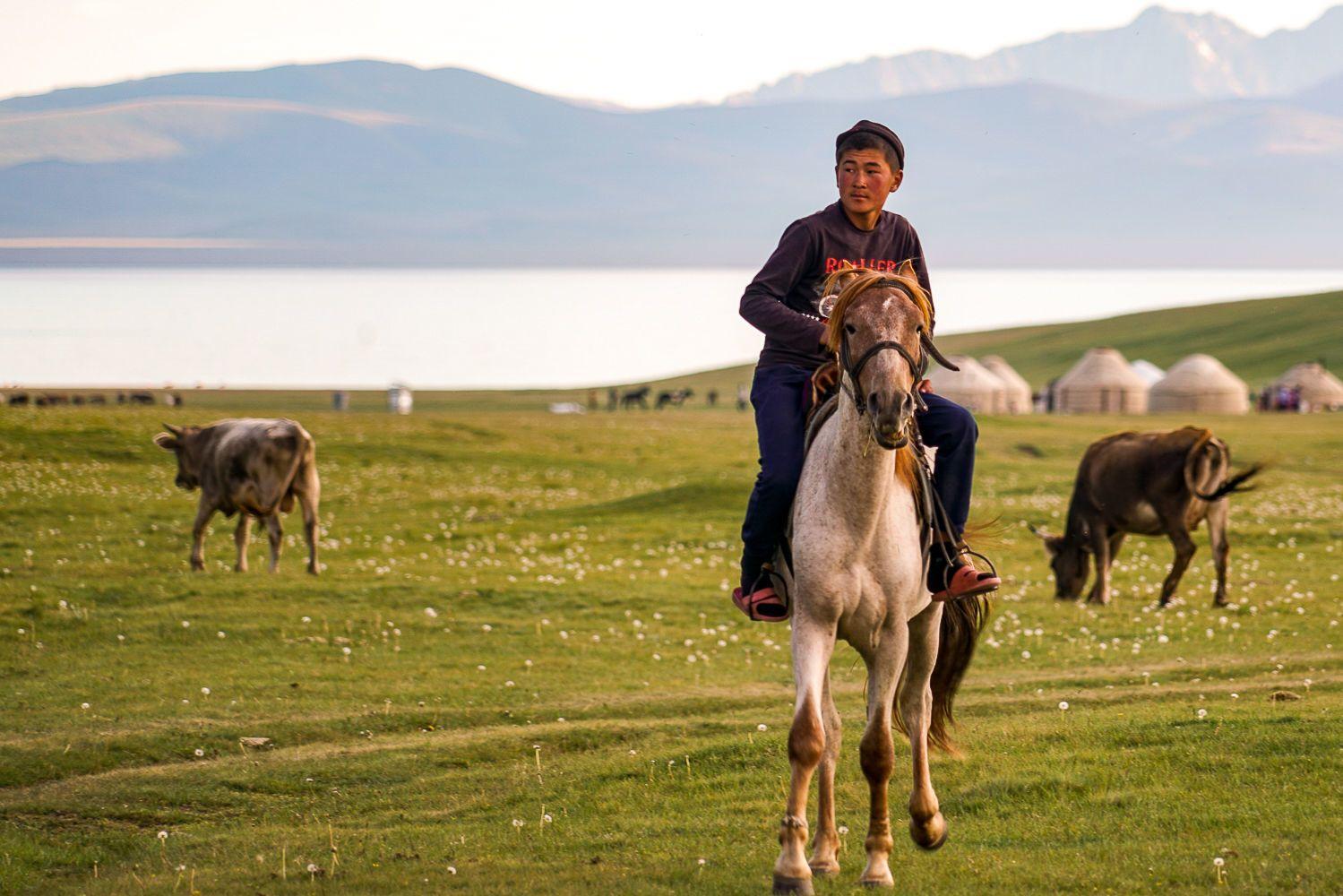 Kyrgyzstan people