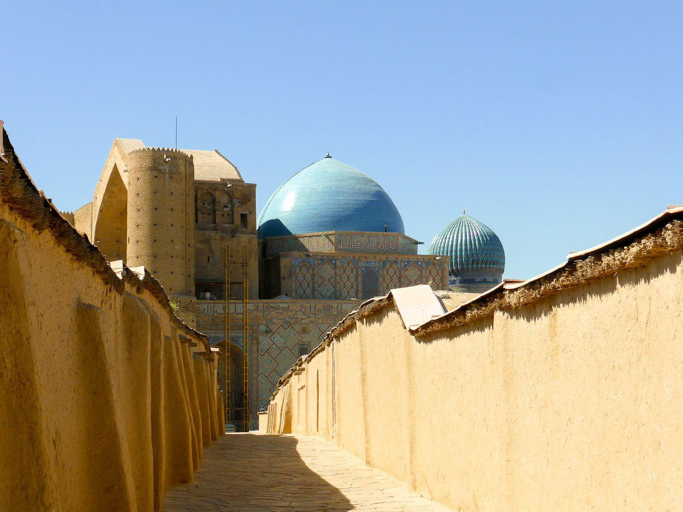 Central Asia, UNESCO Heritage, Kazakhstan