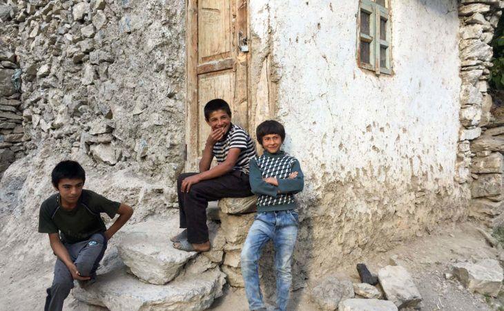 Noffin Village, Tajikistan
