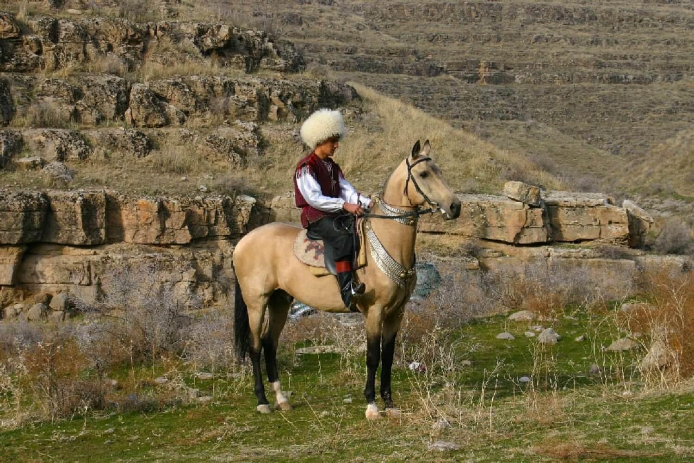 Best Of Turkmenistan Tour Kalpak Travel