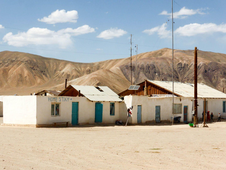 Bulunkul village, Pamir