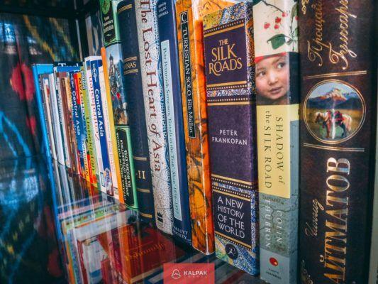 Central Asia Books