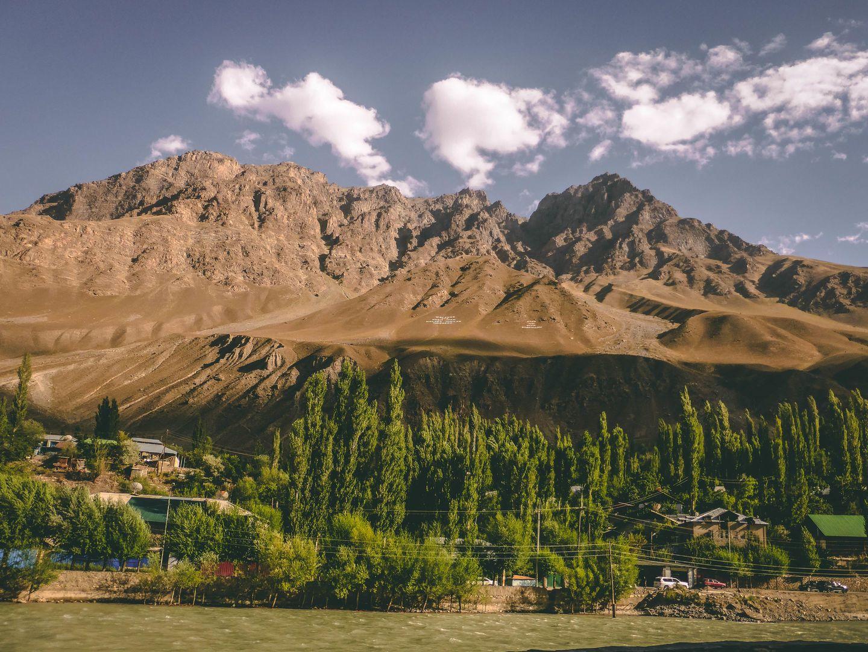 Khorog, GBAO, Pamir Highway