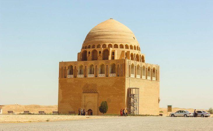 Turkmenistan Tour - Merv Soltan Sanajr