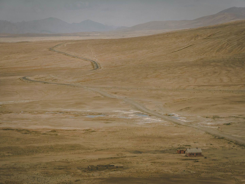 Pamir Highway or M41