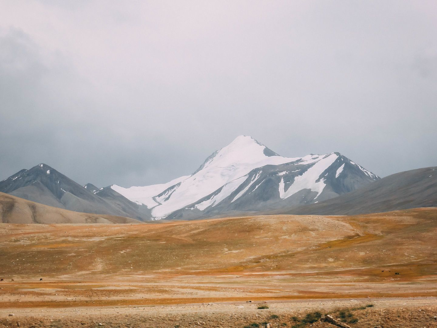 Pamir Highway, Roof of the World