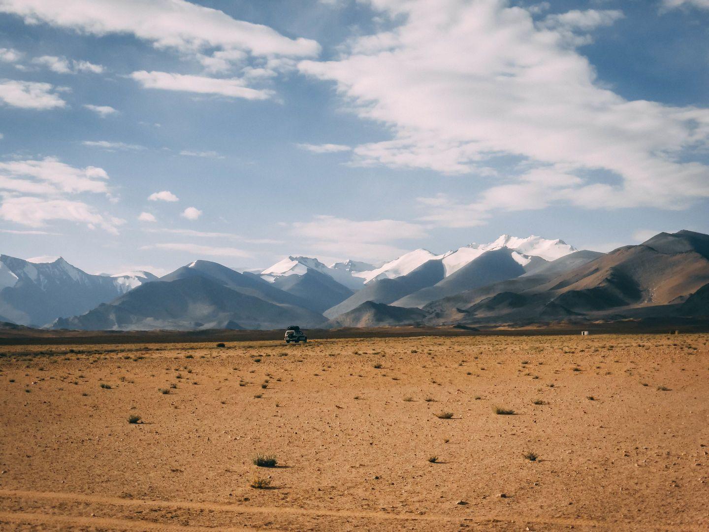 Pamir Mountains, UNESCO Heritage