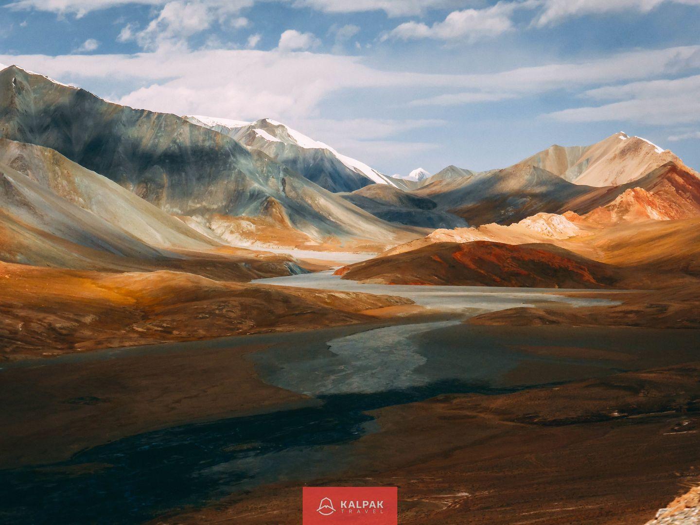 Pamir Highway Travel