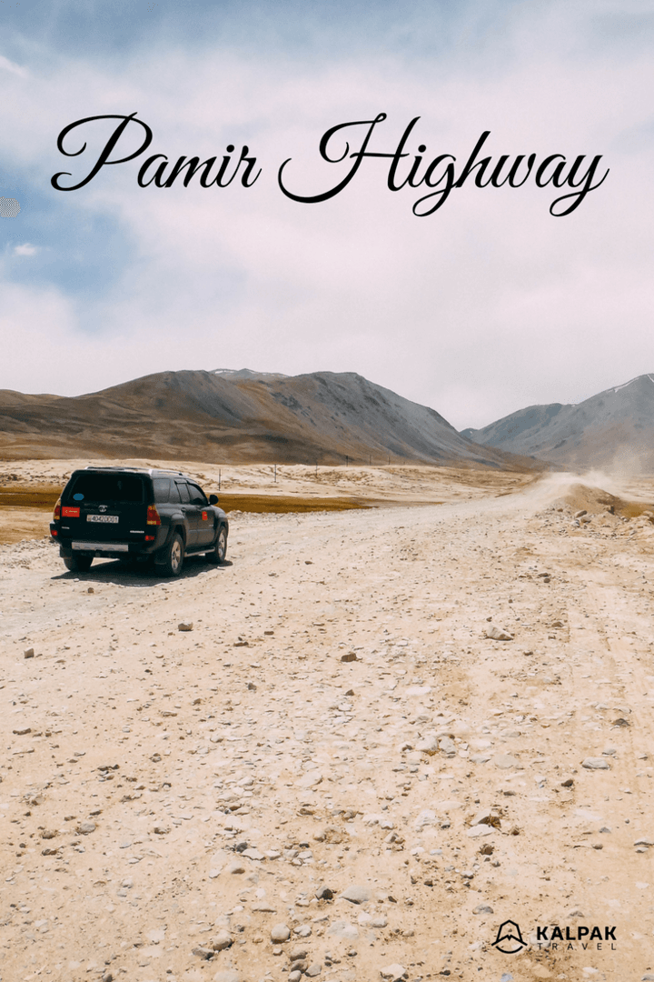 Pamir Highway Central Asia